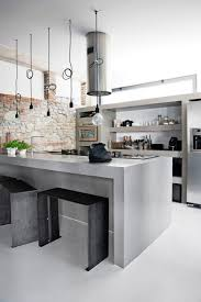 Polished Kitchen Floor Tiles - flooring cement kitchen floor best concrete basement floors