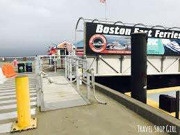 Boston Ferry Map by Taking The Fast Ferry Boston To Provincetown