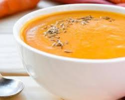 cuisine minceur thermomix recette de soupe carotte et lait de coco minceur au thermomix