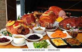 thanksgiving ham stock images royalty free images vectors