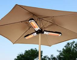 Patio Table Heaters Problem Solved Dimplex Patio Umbrella Heater My Favorite