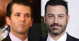 donald trump jr u0027s attack on jimmy kimmel backfires spectacularly