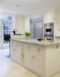 a timeless hand painted white kitchen edmondson interiors