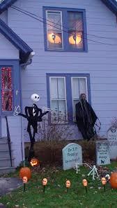halloween yard haunt e k carmel