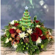 christmas centerpieces the garden gate yuba city ca local florist