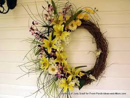 springtime wreaths spring decorating ideas porch decorating ideas spring crafts