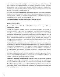 satisfactory academic progress appeal essay sample resume rn icu