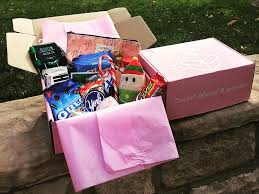 the pms package monthly gift box brings comfort to girls on their