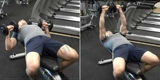 how to dumbbell bench press ignore limits
