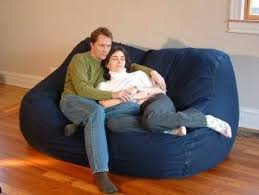 bean products inc big bean sofa