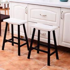 saddle bar stools ebay