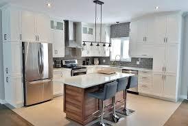 cuisine en forme de l modele de cuisine en u fabulous beautiful modele de salon moderne