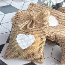 burlap party favor bags wedding party favor burlap bags rustic party gift bags