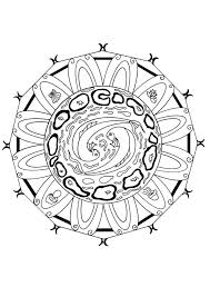 96 best mandala coloring pages images on pinterest
