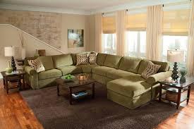 Sofa Set C Shape Amazing Brown Microfiber U Shaped Sectional Sofa Design