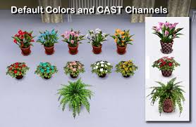 sims 3 updates mod the sims 3 small potted plants by lisen801