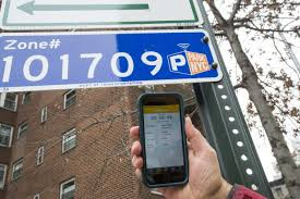newser takes parknyc mobile parking app for a ride in manhattan