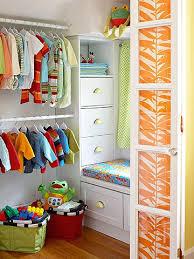 kid friendly closet organization not your average kids room closet doors