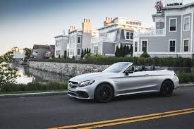 matte black bentley convertible one weekend with 2017 mercedes amg c63 s cabriolet automobile