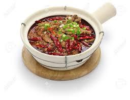 sichuan cuisine shui zhu sliced beef in chili sichuan cuisine