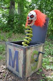 Outdoor Halloween Decorations Clearance by Scary Decorations For Halloween Homemade Cardboard Halloween