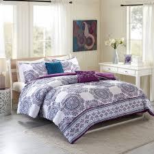Medallion Bedding Better Homes And Gardens Floral Medallion 5 Piece Comforter Set