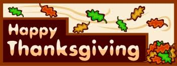 fall and thanksgiving sticker charts