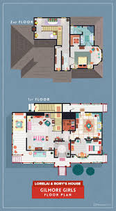 Floor Plans Of Homes by These Illustrations Show The Full Floor Plans Of Homes In Favorite