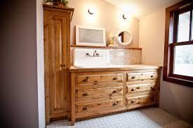 rustic bathroom vanities powder room rustic with bathroom lighting