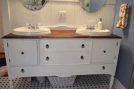 refinishing a bathroom vanity oak and olive home
