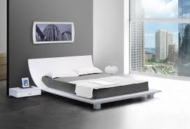 Black Zen Platform Bedroom Set Beds With Storage Drawers Best Mattress Thickness For Platform