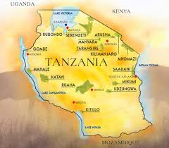 Lake Victoria Map Why Tanzania U2013 Safariwire