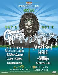 reggae on the bay w j boog u0026 maxi priest u2013 tickets u2013 mandalay bay