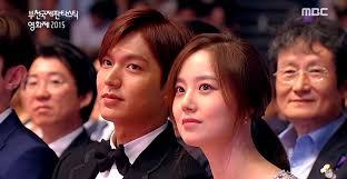 film drama korea lee min ho lee min ho and moon chae won would love to film a melodrama celebs
