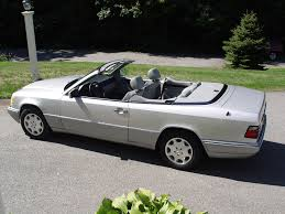 find used 1995 mercedes benz e320 convertible custom 5 mercedes w124 e320 cabrio mercedes benz w124 benz
