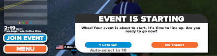 invitation to media to cover an event joining an event u2013 zwift support hub