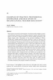 Letter To Intent Sample by Examples Of Practice Professional Knowledge And Self Study In