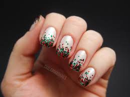 pretty nail designs for christmas choice image nail art designs