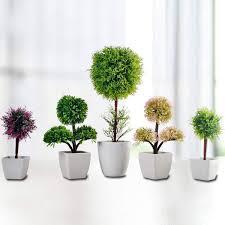 mini plants artificial flowers sf fake mini plant mp007