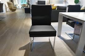 St Le Esszimmer Freischwinger Leder Möbel Weirauch Oldenburg Markenshops Tische Stühle Hülsta