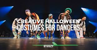 23 creative halloween costume ideas for dancers steezy