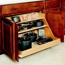 kitchen storage ideas for pots and pans insanely smart diy kitchen storage ideas