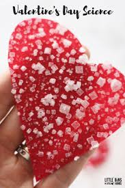 growing salt crystal hearts for valentine u0027s day science and chemistry