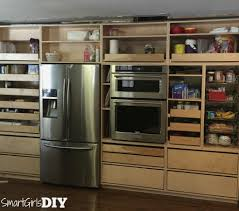 modifying barker cabinets to support a wall oven