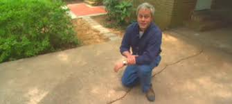 Refinishing Concrete Patio How To Repair Cracks And Resurface A Concrete Driveway Today U0027s