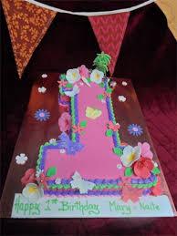 Tropical Theme Birthday Cake - fresco foods ltd number cakes
