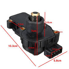 idle air control valve stepper motor for vauxhall opel zafira