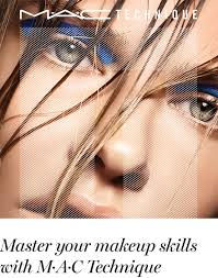 myer online master your makeup skills with m a c technique