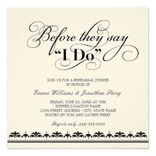 rehersal dinner invitation wording rehearsal dinner invites