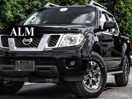 nissan frontier 2014 used nissan frontier 4wd crew cab swb automatic pro 4x at alm